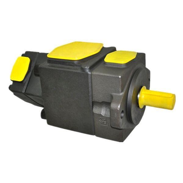 Yuken PV2R13-8-66-F-RAAA-41 Double Vane pump #1 image