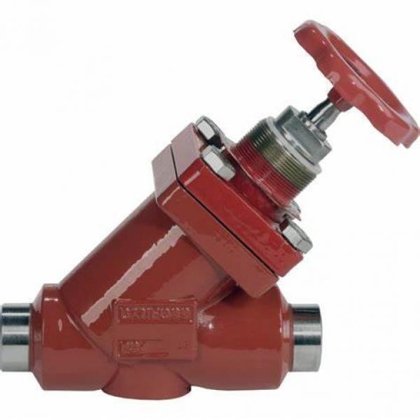Danfoss Shut-off valves 148B4625 STC 20 A STR SHUT-OFF VALVE HANDWHEEL #1 image