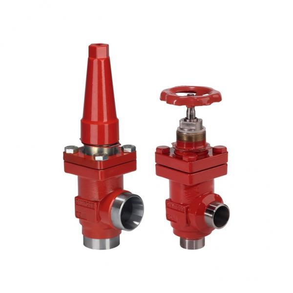 Danfoss Shut-off valves 148B4621 STC 150 A ANG  SHUT-OFF VALVE HANDWHEEL #2 image
