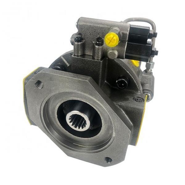 Rexroth R901089061 PVV52-1X/154-055RA15UUMC Vane pump #2 image