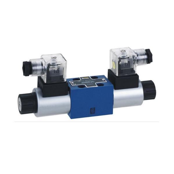 Rexroth 3WE10B3X/CG24N9K4 Solenoid directional valve #1 image