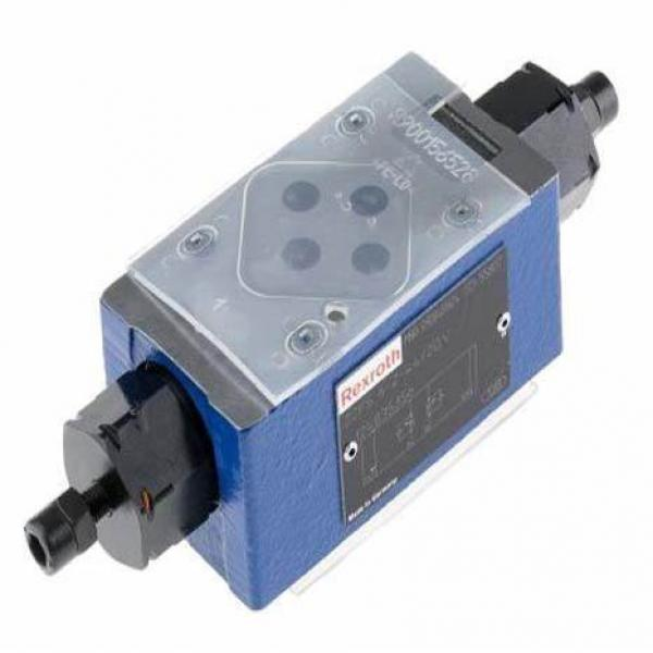 Rexroth MK30G1X/V THROTTLE VALVE #1 image